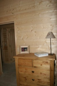 Chambre appartement Orion, SARL Marchand-Arvier