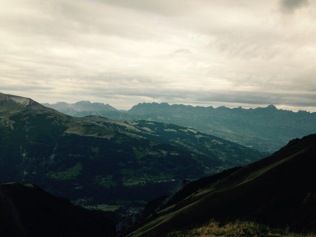 Randonnée Saint Gervais Plan Glacier